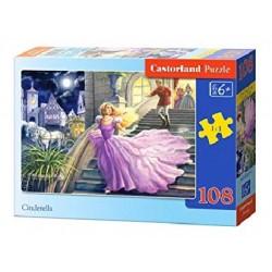 Castorland Puzzle Popoluška, 108 dielikov