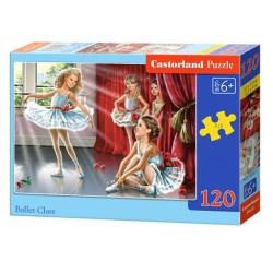 Castorland Puzzle Baletná trieda, 120 dielikov
