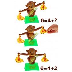 Hra Opička odváž to!