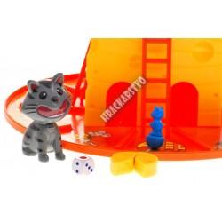 Hra Mačka a myš