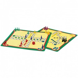 Človeče, nehnevaj sa spoločenská hra v krabici 33x23x3,5cm
