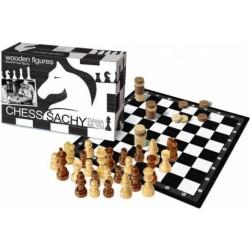 Spoločenská hra šachy, dáma, mlyn