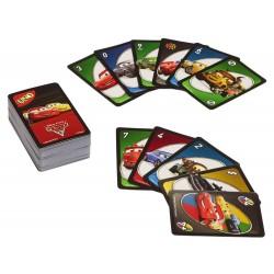 Kartová hra UNO Autá 3 Cars