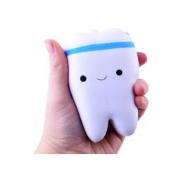 SQUISHY - Antistresová penová hračka Zub