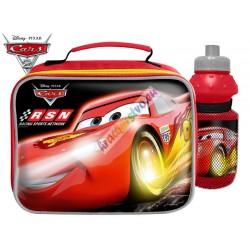 Taška na desiatu Cars + fľaška