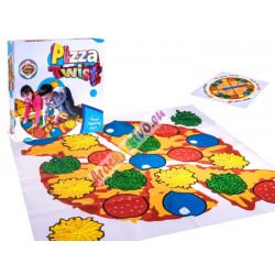 Hra Twister Pizza
