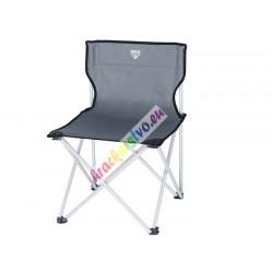 Bestway, Kempingová skladacia stolička 68069, sivá