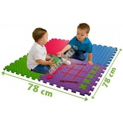 Veľké penové puzzle - piškvorky