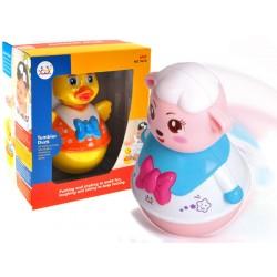 Huile Toys Interaktívne zvieratko ktoré nepadá, 2 modely, 6m+