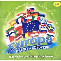 Európa, otázky a odpovede