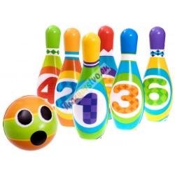 Farebné penové kolky pre najmenších