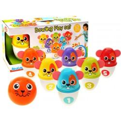 Myšky - farebné veselé kolky