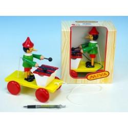 Pinocchio so xylofónom