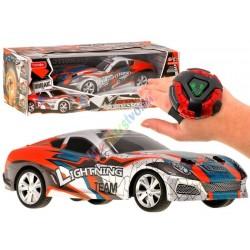 Športové autíčko so senzorom, diaľkové ovládanie v náramku