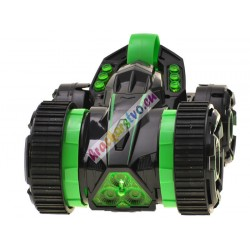 Akrobatické autíčko na diaľkové 6v1, 2 farby