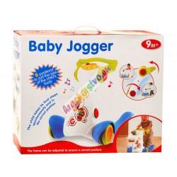 Baby Jogger - interaktívne chodítko
