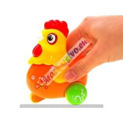 Naťahovacia sliepka väčšia