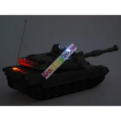COMBAT - Bojový tank M1A2 púštny na diaľkové, 27 Mhz