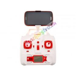 Dron Syma X8W, 2,4GHz, Wifi, HD kamera, pripojenie k mobilu