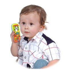 HUILE TOYS Prvý magický telefón, 6m+