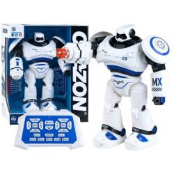 MX ROBOT – interaktívny tancujúci a strieľajúci robot na diaľkové