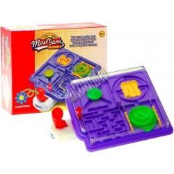 Maze game fialová