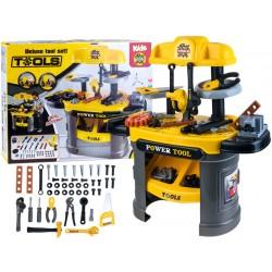 Veľký stolík s náradím Power Tool