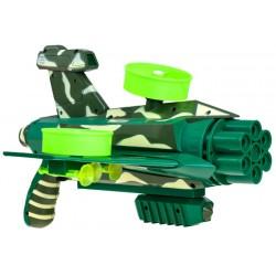 FLAMESTRIKE veľká multifunkčná pištoľ so zameriavačom