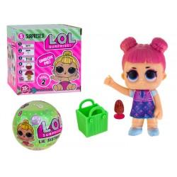LOL Surprise – bábika s prekvapením, 5v1