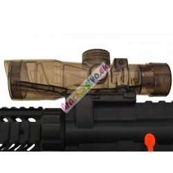 Detský samopal MP5 na gélové guličky + 1200 guličiek