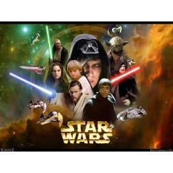 Svetelný meč STAR WARS