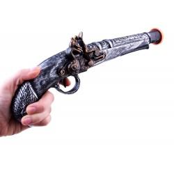 Pirátsky set: zbraň + príslušenstvo