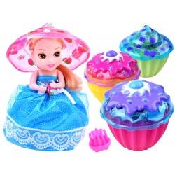Voňavá bábika - koláčik 2v1