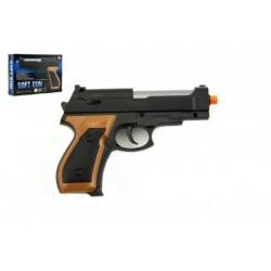 Pištoľ na guličky 13cm + guličky