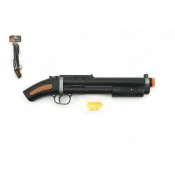 Pištoľ na guličky, 34cm + guličky