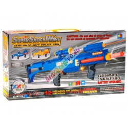 Samopal MP18 + penové náboje