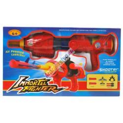 Pumpovacia brokovnica na penové náboje
