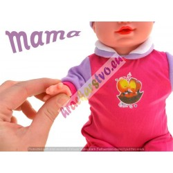 Hra na lekára – interaktívna bábika, 10 funkcií
