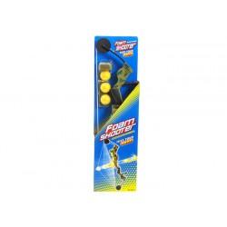 Kuša s penovými loptičkami