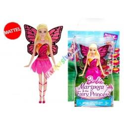 Mattel – Barbie filmové hrdinky - mini, 3 modely