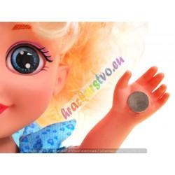Anna – interaktívna spievajúca bábika s čarovnými rúčkami