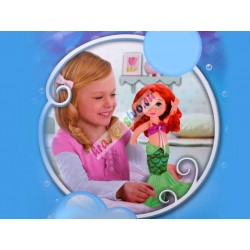 Ariela – morská panna – rozprávková bábika 30 cm