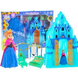 Ľadové kráľovstvo – Anna + ľadový zámok svybavením