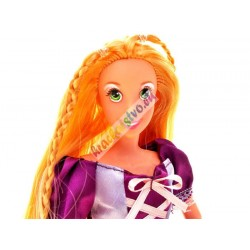 Rapuntzel – rozprávková bábika s dlhými vlasmi