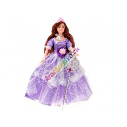Princezná + jednorožec, 2 farby