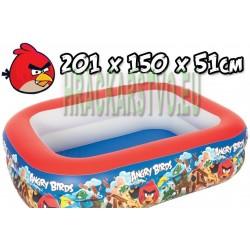 Bestway 96109, 200x150x51 Angry Birds