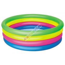 BESTWAY 51117 duhový bazénik 157x46 cm