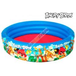 Detský nafukovací bazén Angry Birds 96108, 152 cm