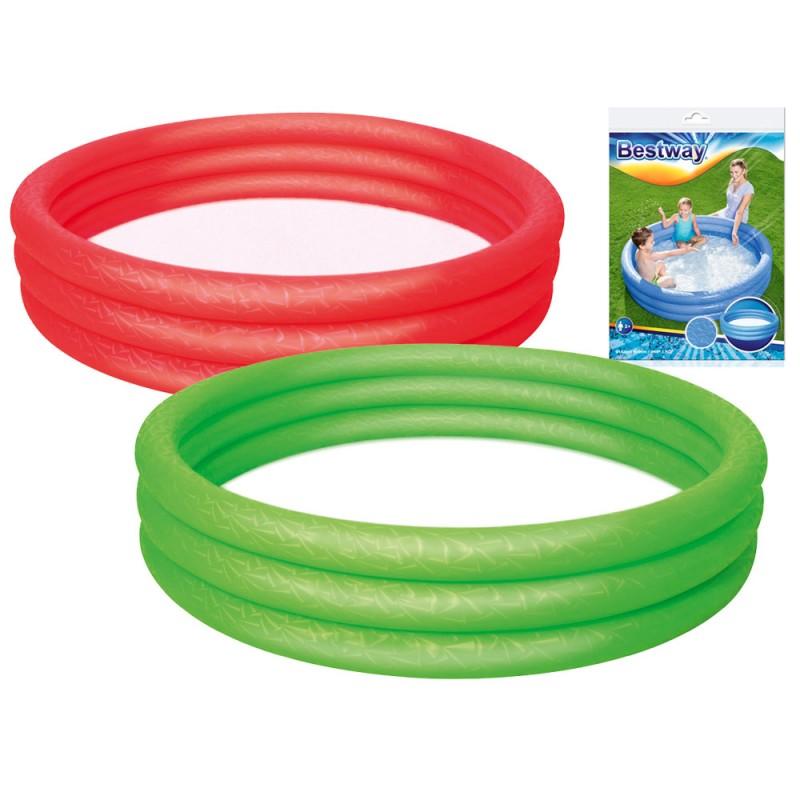Bestway 51026, bazén 152 cm, 3 farby