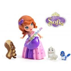 Disney - Princezná Sofia s priateľmi
